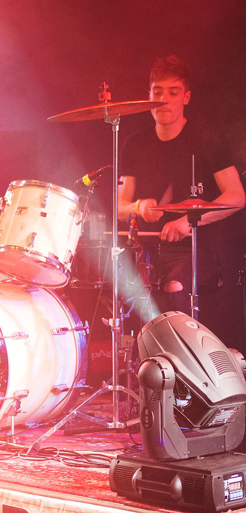 Drums Shane